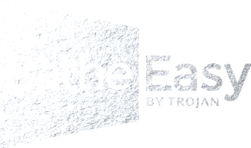 Bathe Easy - Light Silver Logo