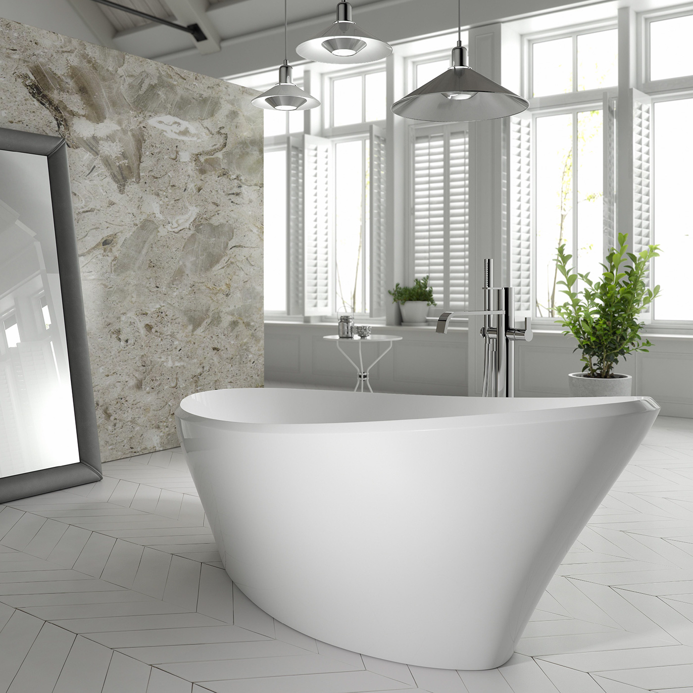 Photo of our 'Cara' Bath
