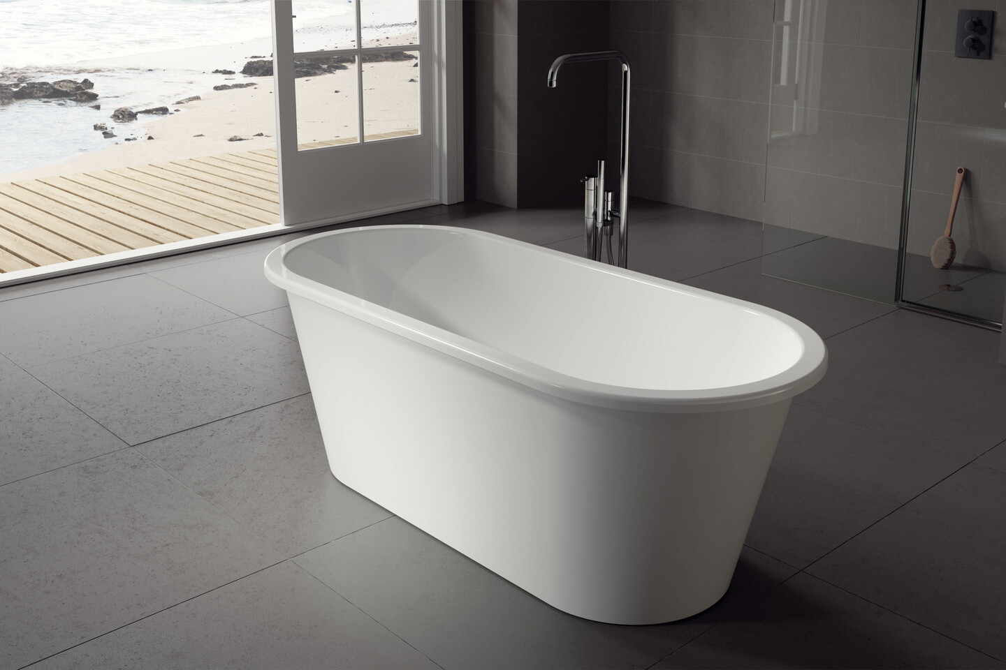 A photo of our 'Iona' bath