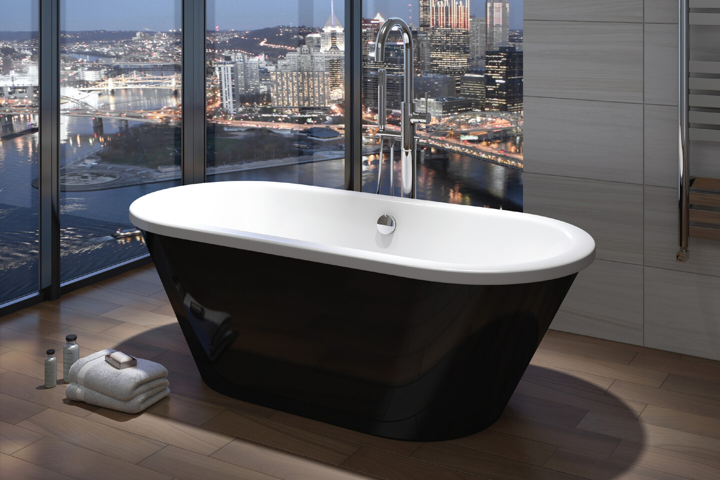 A photo of our 'Savoy' bath